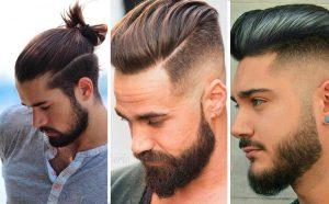 4 Peinados De Moda Para Hombre