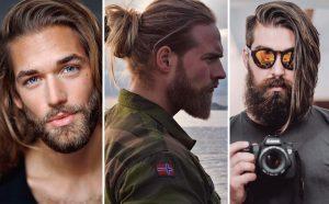 Corte pelo largo hombre