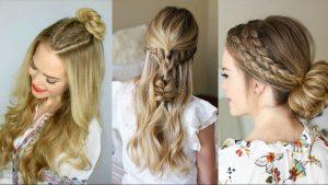 4 Peinados De Moda Para Mujeres