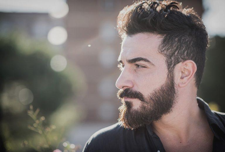 tinte y barba
