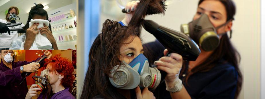 Uso de formol para los tratamientos de cabello