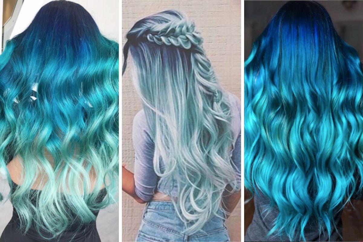 Azul pastel