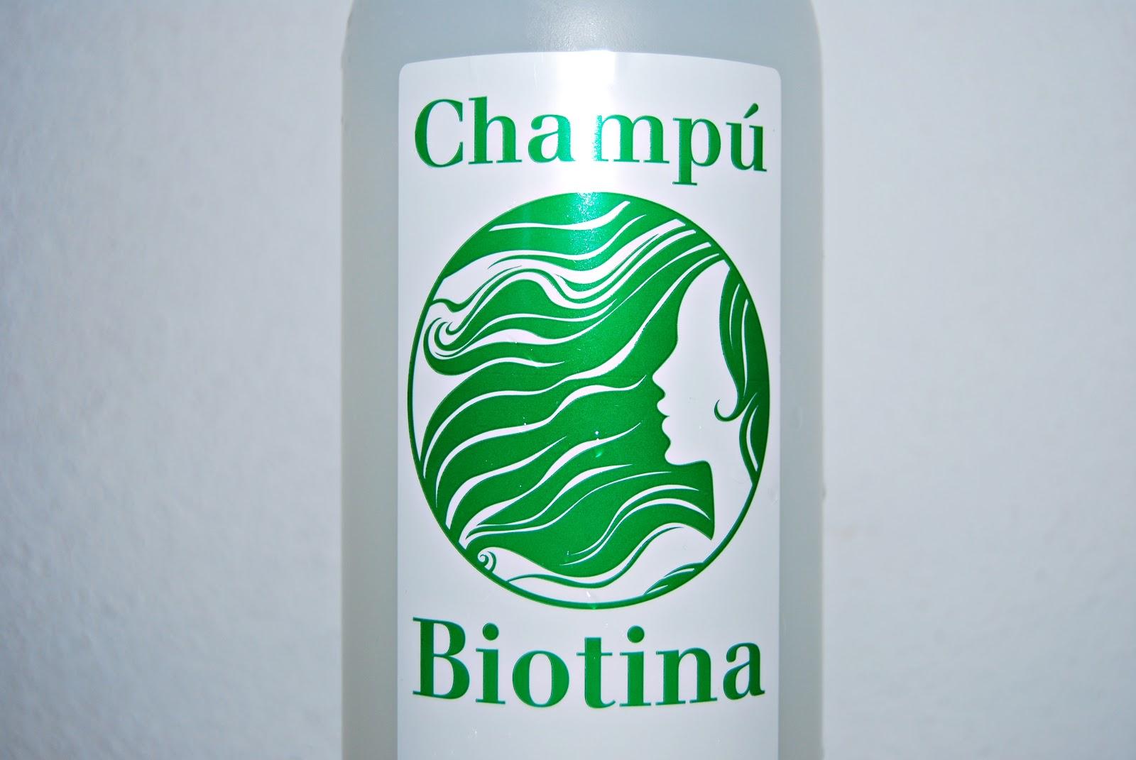 Champu biotina deliplus