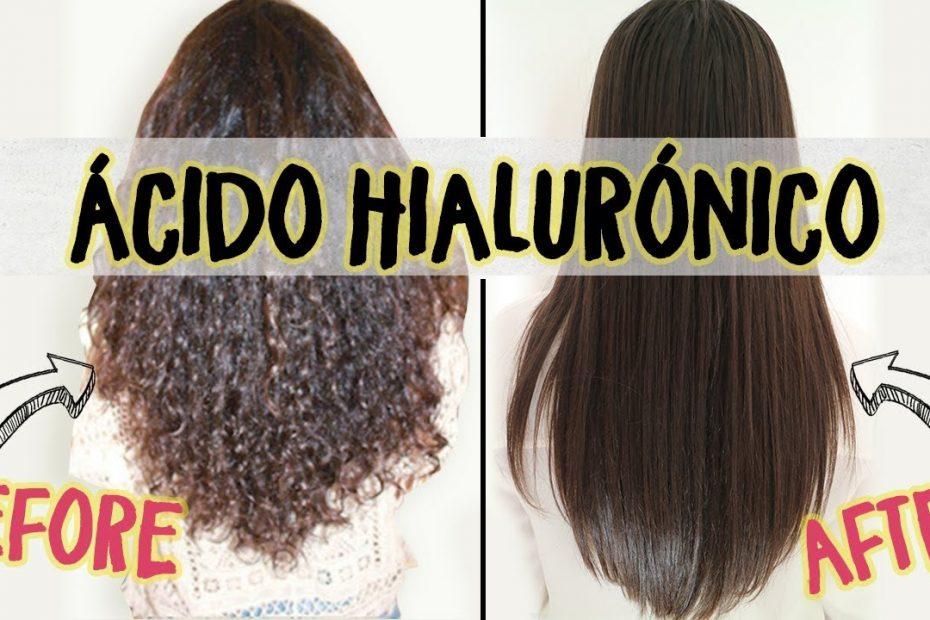 Acido hialuronico cabello