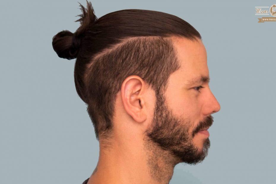 mejores peinados cortes de pelo hombre cabello largo mono